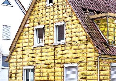 Большой дом утеплен минватой