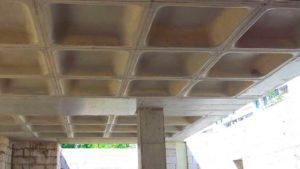 Ребристые плиты перекрытия в строительстве