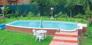 Непогружной бассейн