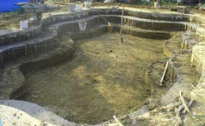 Котлован под бассейн