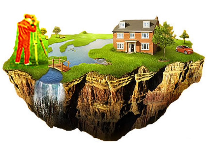 Исследование почв и местности
