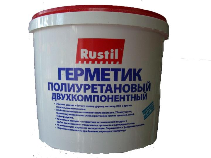 Банка герметика полиуретанового для кровли