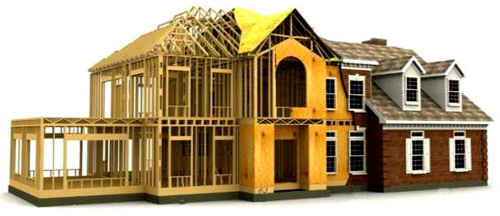 Каркасный дом. Все виды строительства
