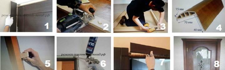 Инструкция по установке добора