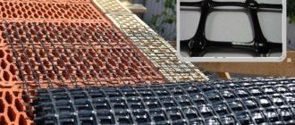 Армирующая сетка. Металл и силикон