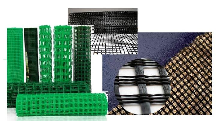 Виды стекловолоконной сетки для армирования бетона