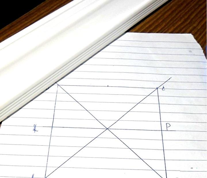 Простой бумажный шаблон стусла