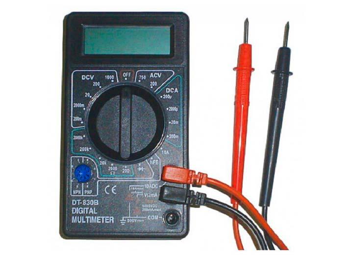 Мультиметр - инструмент электрика