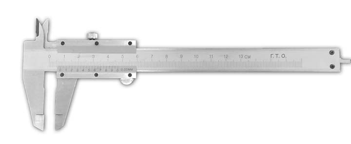 Штангенциркуль - инструмент электрика