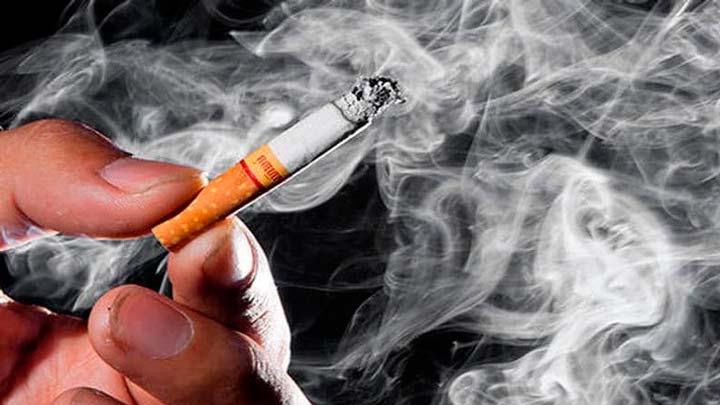 Запах сигарет в доме