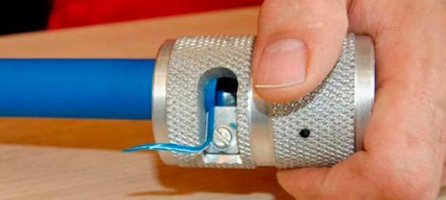 шейвер для очистки полипропиленовых труб