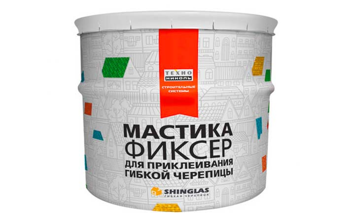 Мастика-фиксер №23