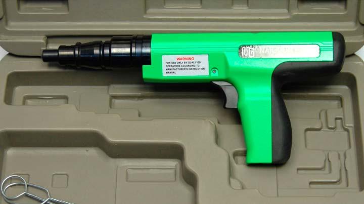 Пистолеты для прямого монтажа - применение