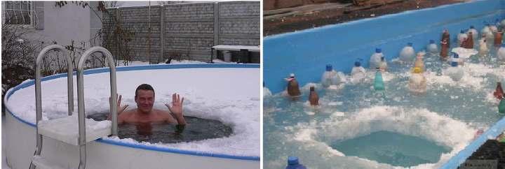Компенсаторы в бассейн