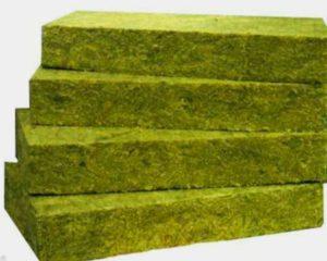 Листы минваты из базальтовых волокон