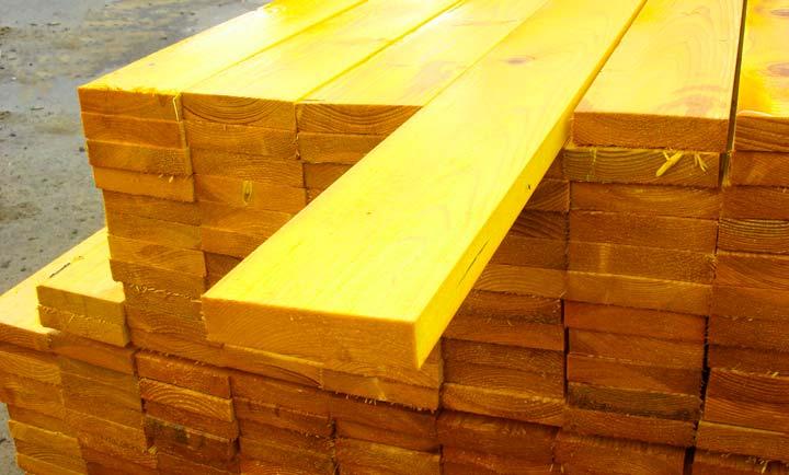 Антисептик для древесины перед началом стройки