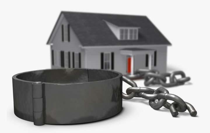 Запрет сделок с недвижимостью на самовольную постройку