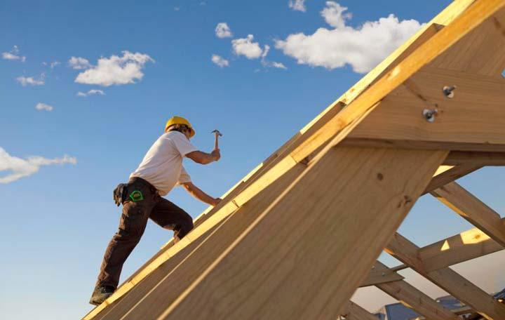Материалы, необходимые для строительства крыши