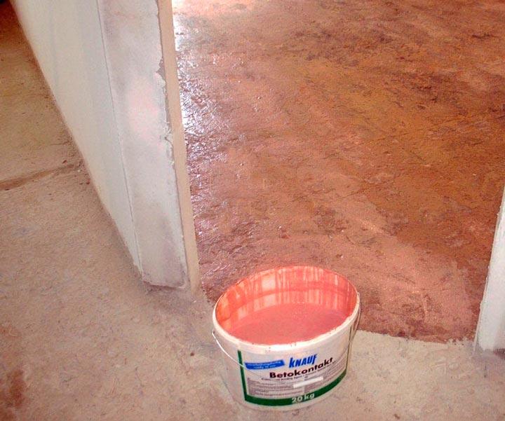 как пользоваться бетоноконтактом