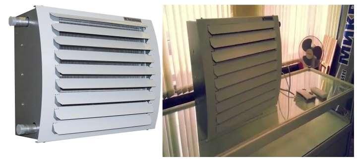 Вариант электроотопления - Тепловые вентиляторы