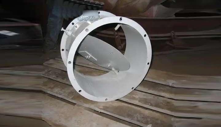 Как устроен обратный клапан вентиляции