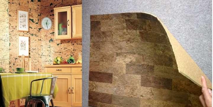 пробковая панель на кухне фото отеля центра