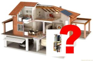 Дом с электроотоплением