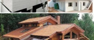 Варианты материалов для постройки дома