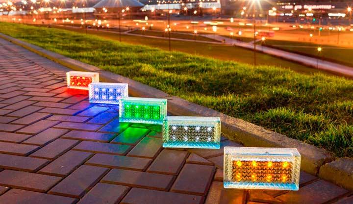 Светодиоды на солнечных батареях