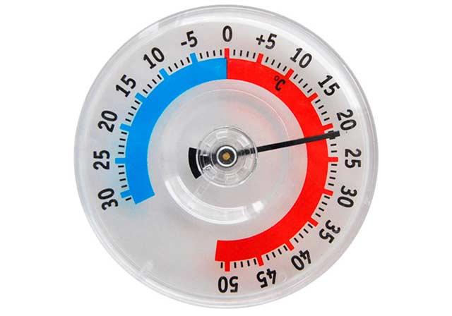 Для замера температуры