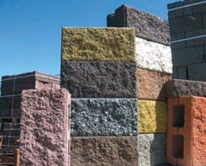 Разного цвета блоки
