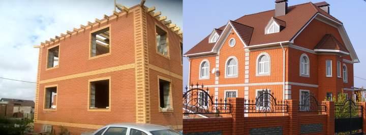 Сравнение каркасного дома и кирпичного