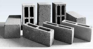 Виды блоков керамзитобетонных