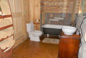 Простой туалет