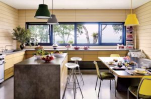 Важная комната в доме - кухня