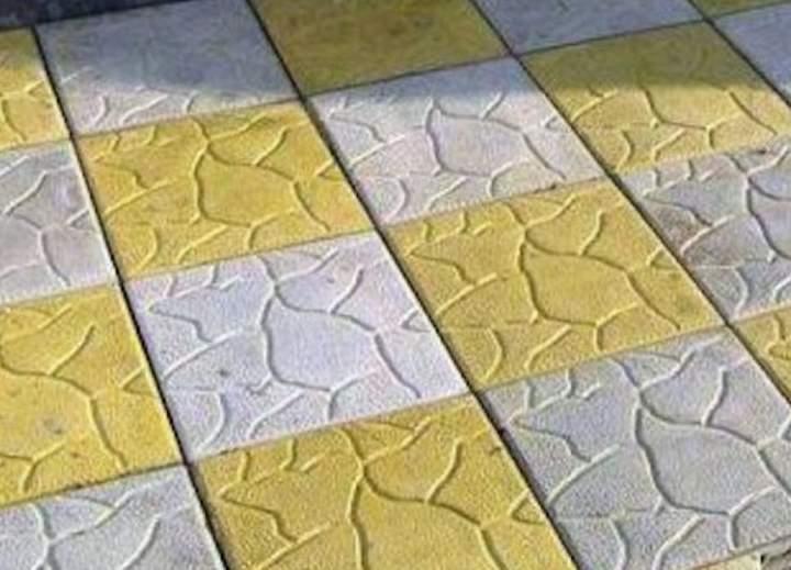 Виды тротуарной плитки - с рисунком
