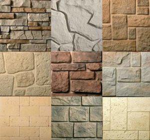 9 видов камней для интерьера