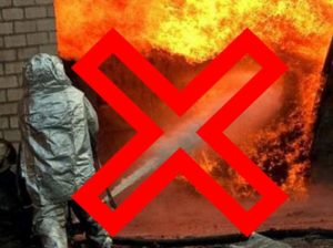 Пожарная опасность в гараже