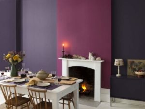 Декоративная краска для стен - акрил