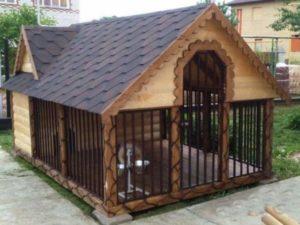 Дом для овчарки