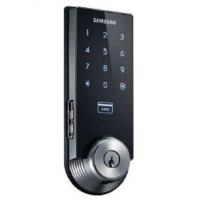Ключ и версия кодового замка