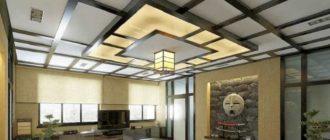 Эффект многоуровневого потолка