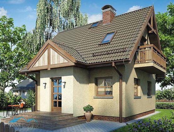 100 летний каркасный дом