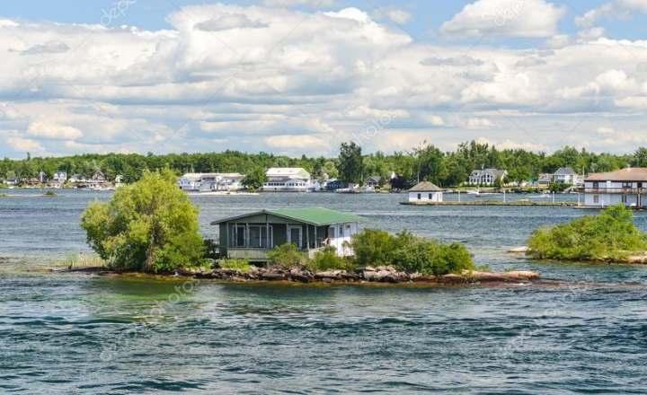 США&Канада, Дом в Тысяче островов