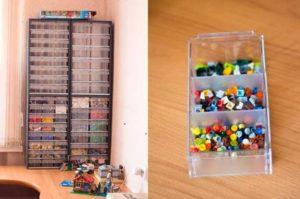 Шкаф для конструктора