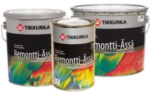 Цветные краски от Тиккурила