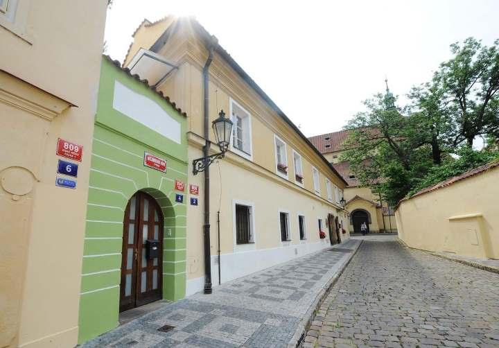 Чехия, самый маленький домик
