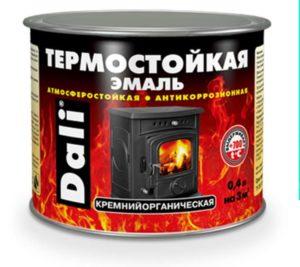 Термостойкая эмаль