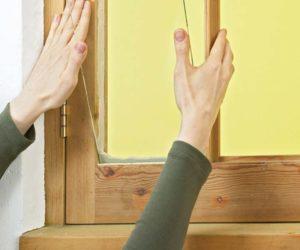 Как держать стекло