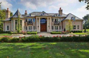 Замок за 1 миллион